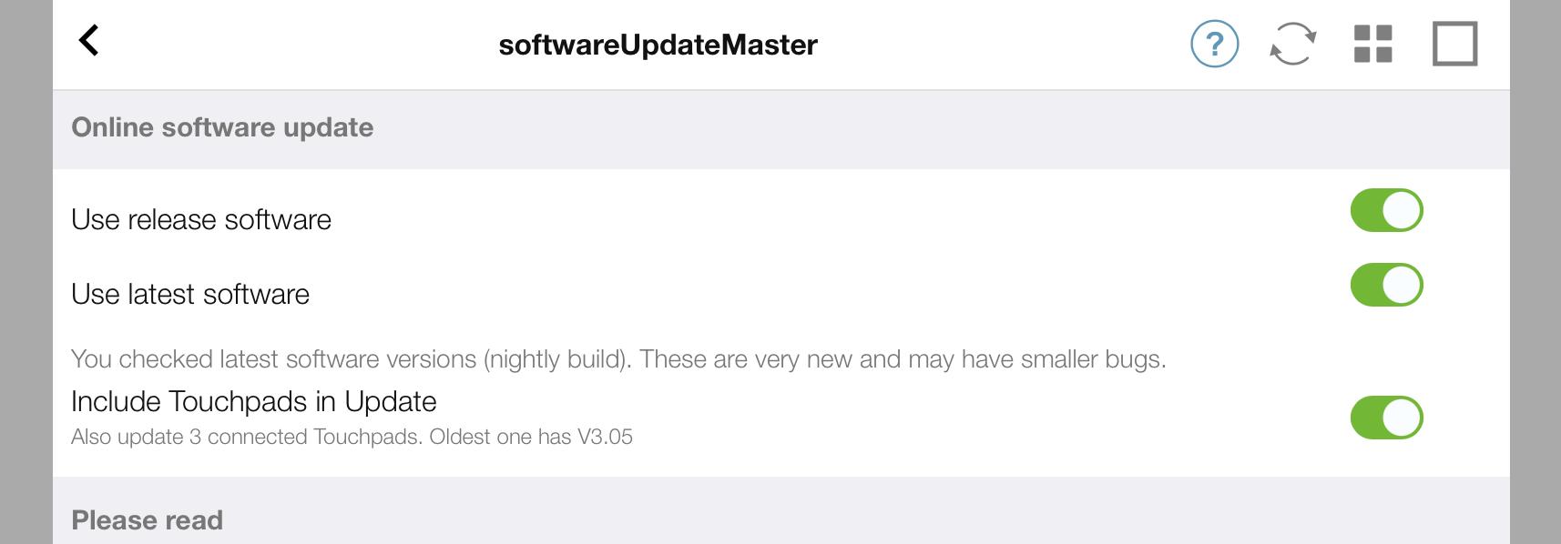 screenshot-softwareupdate-screen